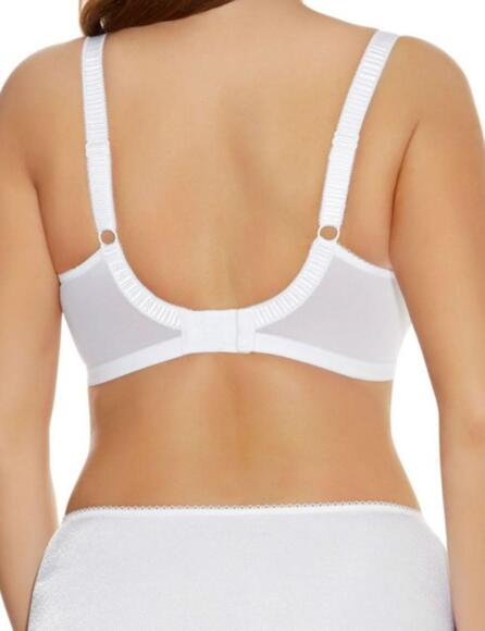 Elomi Cate Full Cup Banded Bra 4030 - White