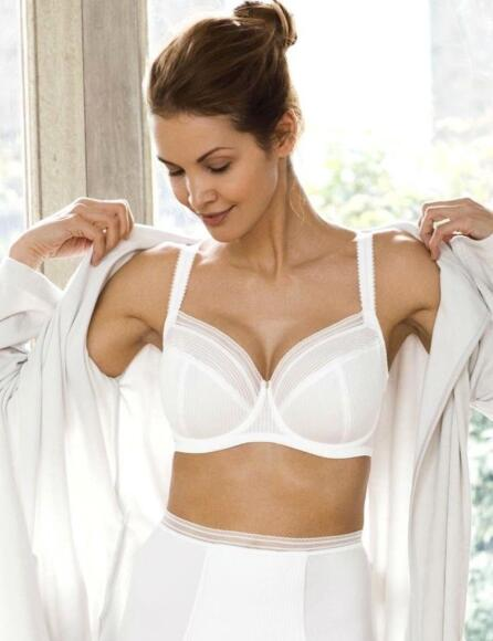Fantasie Fusion Side Support Bra FL3091  - White