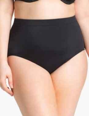 Elomi Swimwear Essentials Swim Bikini Classic Brief ES7600 sizes 16-26 - Black