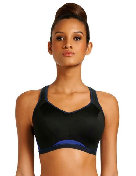 Freya Active Crop Top Sports Bra AA4004 - Electric Black