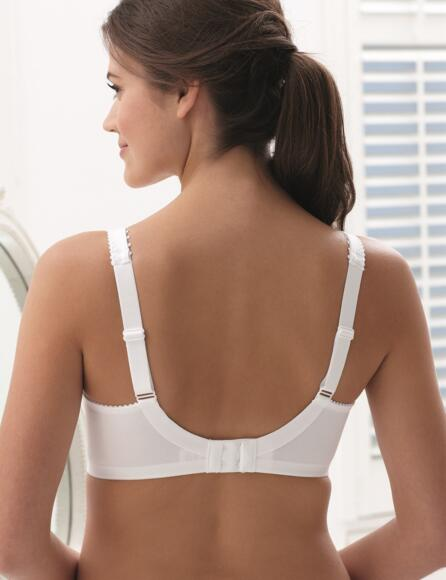 Royce Grace Comfort Non-Wired Everyday Bra Style 513 - White