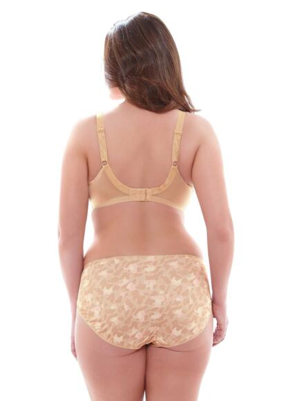 Elomi Morgan Side Support Bra EL4110 - Nude